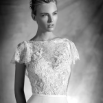 Vera Atelier Pronovias Mira Couture Wedding Bridal Gown Chicago Detail