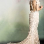 Ysa Makino Mira Couture Gown Chicago Back 68826X