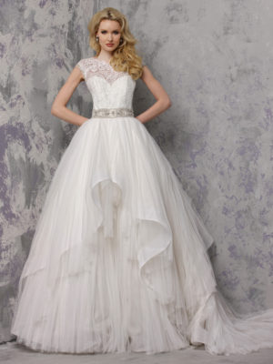 Yumi Katsura Belinda Mira Couture Chicago Wedding Bridal Gown