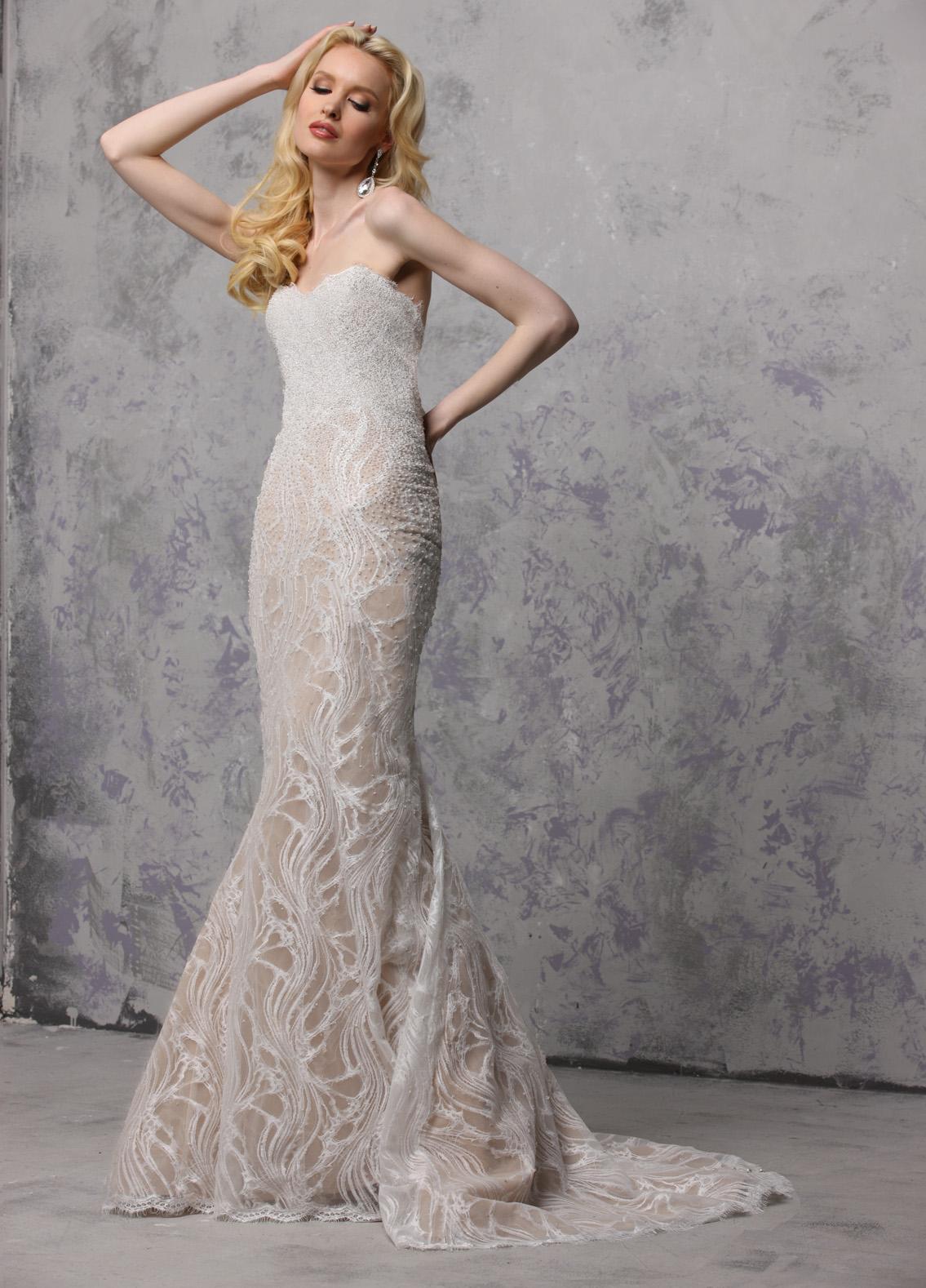 Yumi Katsura Blysee Mira Couture Wedding Bridal Gown Chicago