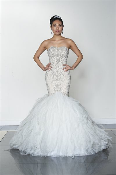 mira couture yumi katsura dove wedding bridal gown full
