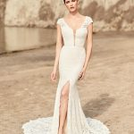 mira couture mikaella paloma blanca 2116 wedding bridal gown dress boutique chicago full