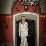 Mira Couture Netta Benshabu Bridal Wedding Gown Dress Chicago Front