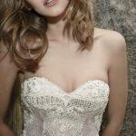 Mira Couture Allesandra Netta Benshabu Bridal Wedding Gown Dress Chicago Boutique Close Detail