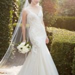 Mira Couture Martina Liana 852 Wedding Bridal Gown Dress Chicago Boutique Front