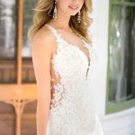 Mira Couture Martina Liana 967 Wedding Gown Bridal Dress Chicago Boutique Detail