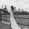 Mira Couture Flora Gabrielle Wedding Gown Bridal Dress Chicago Boutique Back Full