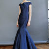 Mira Couture Frascara 3310 Cocktail Dress Chicago Boutique Front