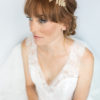 Mira Couture Justine M Couture Rose Petal Tea Headband Chicago Boutique