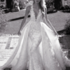 Mira Couture Atelier Pronovias Nilay Wedding Dress Bridal Gown Chicago Boutique Detail