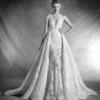 Mira Couture Atelier Pronovias Nilay Wedding Dress Bridal Gown Chicago Boutique Front