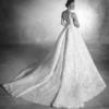 Mira Couture Atelier Pronovias Nilay Wedding Dress Bridal Gown Chicago Boutique Back