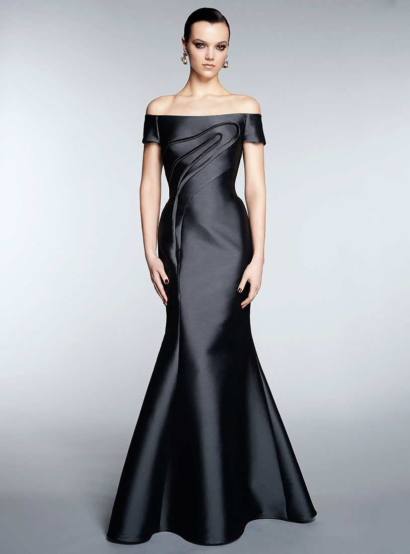 Mira Couture Frascara 3541 Evening Formal Wear Chicago Boutique