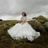 Mira Couture Daalarna Whisper 607A Wedding Dress Bridal Gown Chicago Boutique