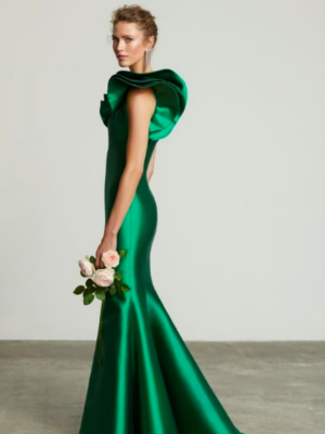 Mira Couture Frascara 3609 Evening Formal Wear Chicago Boutique