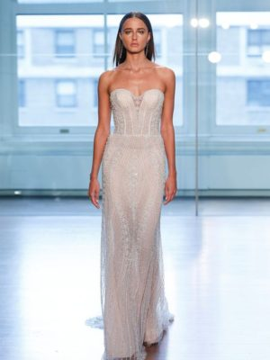 Mira Couture Justin Alexander Signature 99046 Wedding Dress Bridal Gown Chicago Boutique Front