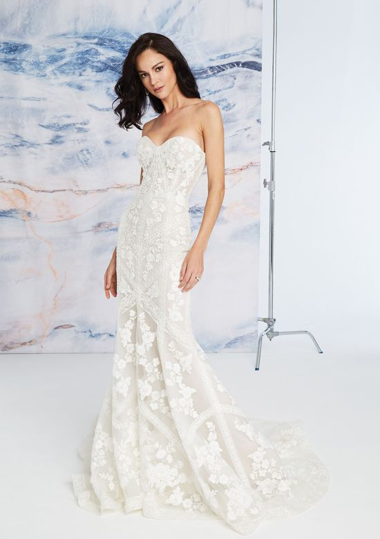 Mira Couture Justin Alexander Signature Darwin Wedding Dress Bridal Gown Front