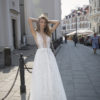 Mira Couture Neta Dover Style 1102419 Wedding Dress Bridal Gown Chicago Boutique Front