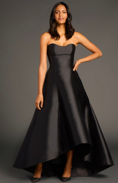 Mira Couture Anne Barge Mason Evening Formal Wear Chicago Boutique Front