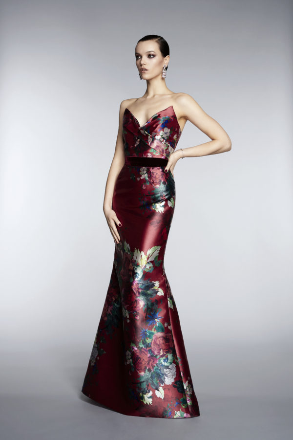 Mira Couture Frascara 3569 Cocktail Dress Formalwear Eveningwear Mother of the Bride Groom Chicago Boutique