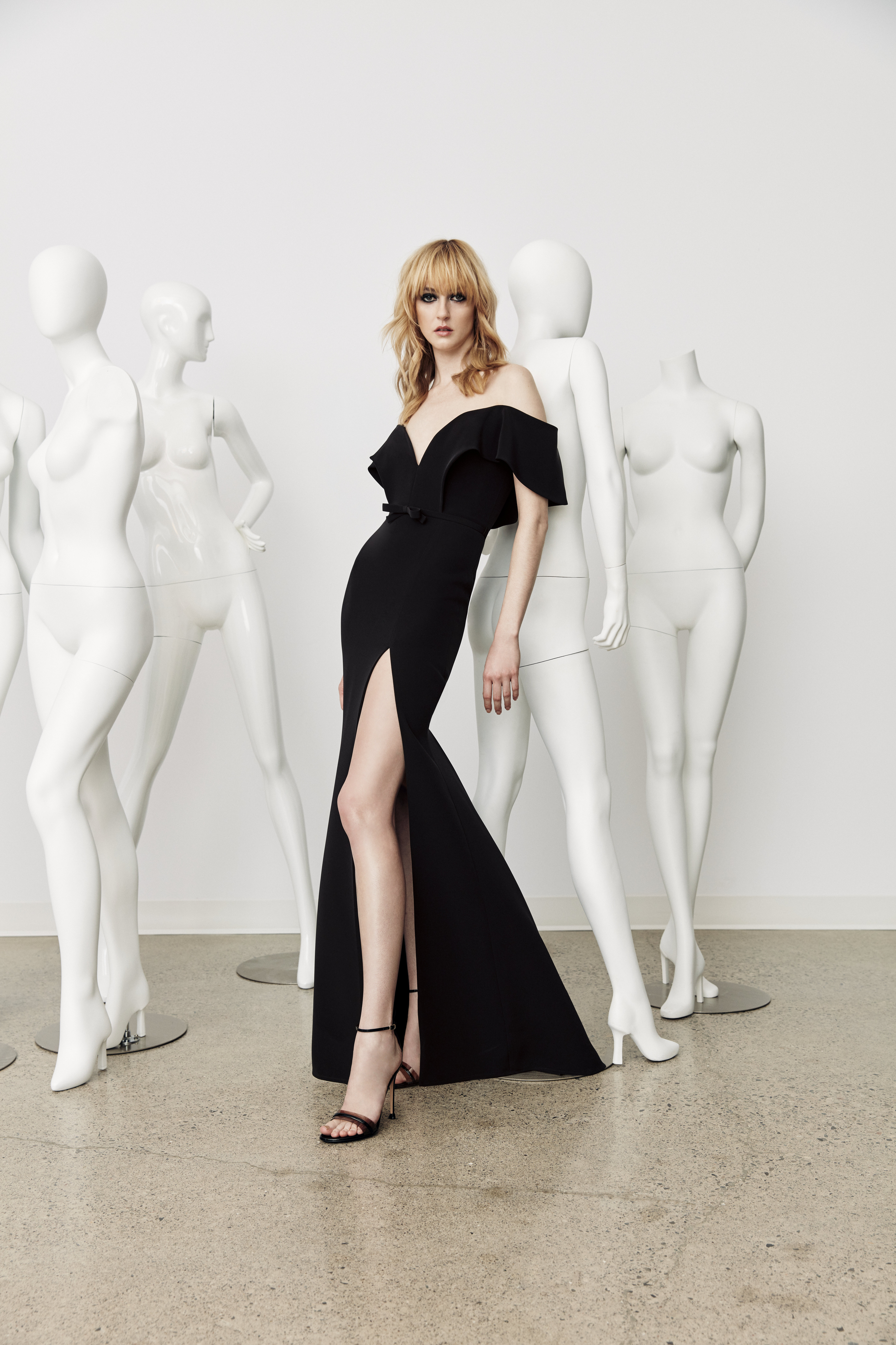 Mira Couture Wayne Clark 5704 Cocktail Dress Formalwear Eveningwear Mother of the Bride Groom Chicago Boutique