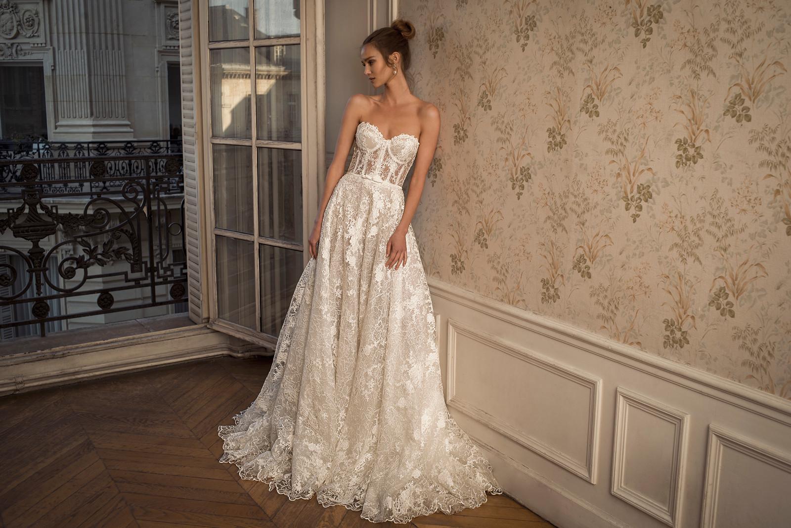 Mira Couture Netta Benshabu Symon Wedding Dress Bridal Gown Israeli Designer Chicago Boutique3