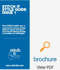 Stitch It Style Guide Issue 2 | Stitch It