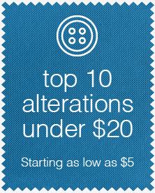 Top 10 Alterations