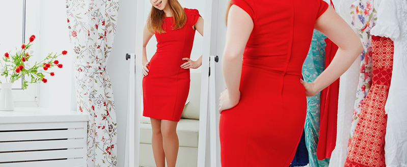 Look Thinner with Tailoring Tips