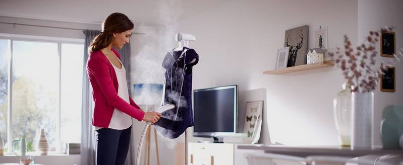 Comparing Garment Steamers to Irons