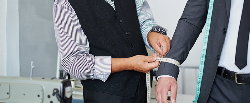 Tailoring your Suit Jacket
