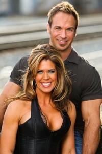 Michelle and Scott Williams