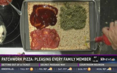Totality Patchwork Pizza – Satisfy everyone in the family