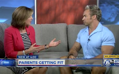 Back to School, a great time for parents to get fit