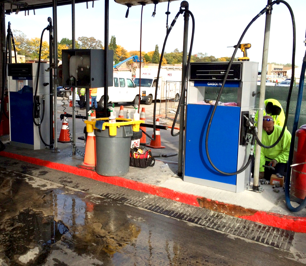 environmental compliance, engineering, pump and tank construction, remediation, pump and tank maintenance, fueling inspections