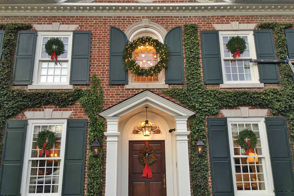 Holiday Decor Greenwich, CT