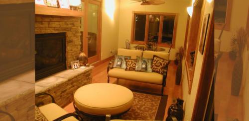 lodging area
