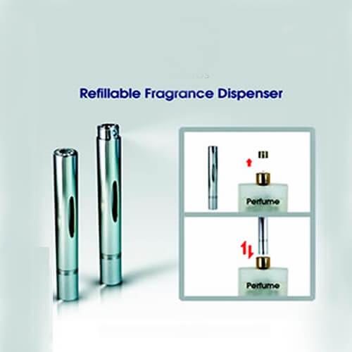 Refillable Fragrance Dispenser