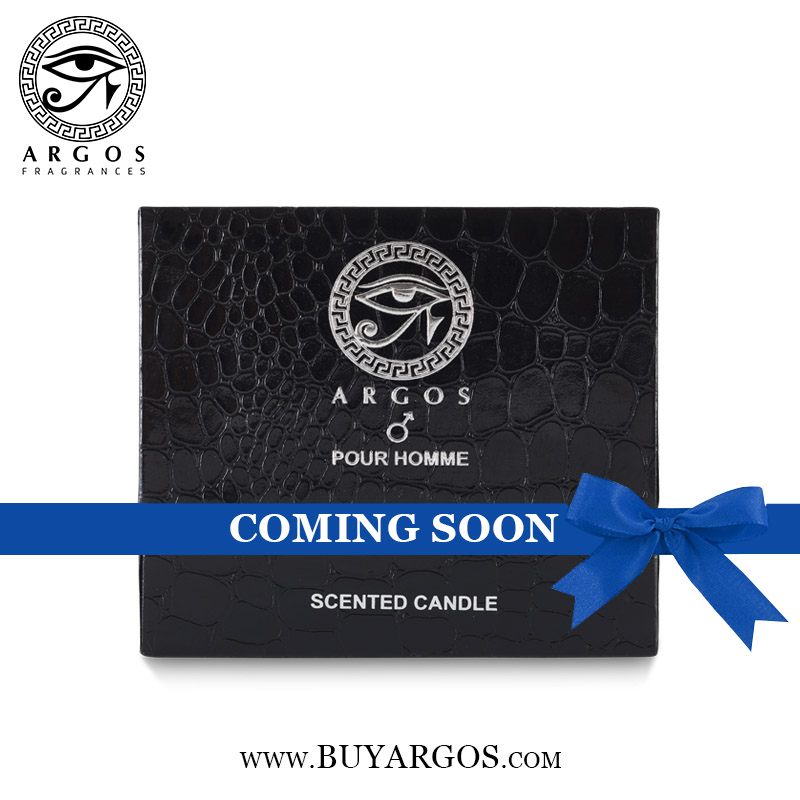 Argos Pour Homme Scented Candle Coming Soon