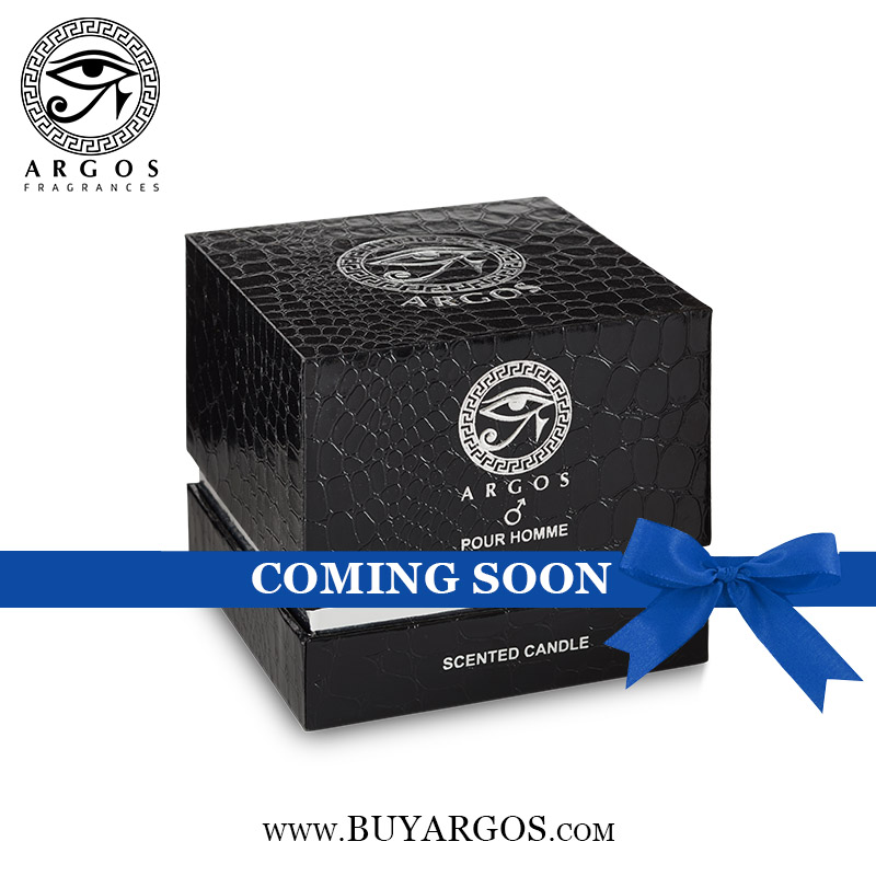 Argos Pour Homme Scented Candle Box Coming Soon