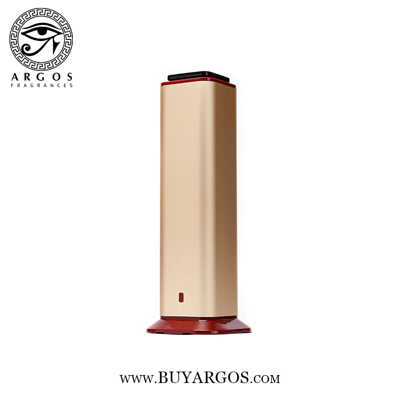 ARGOS COLD AIR FRAGRANCE DIFFUSER (GOLD) OPEN