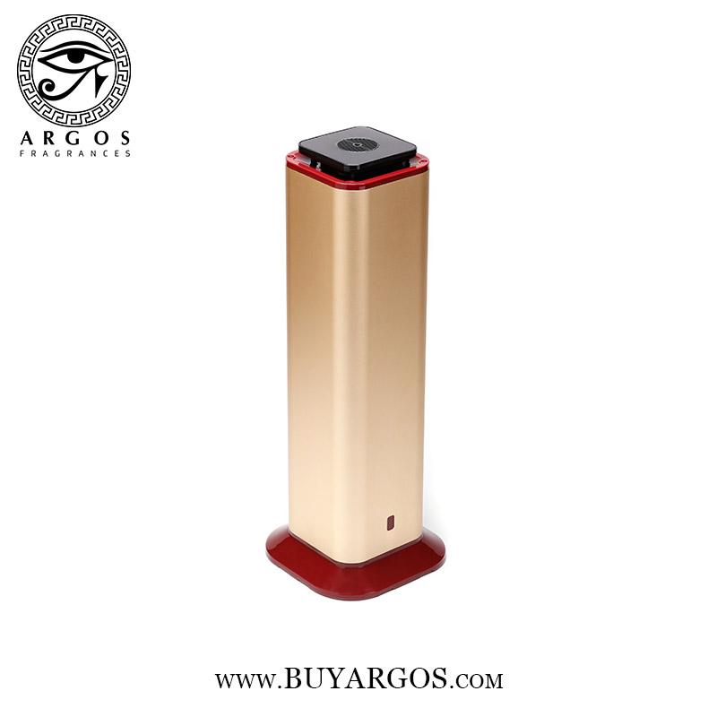 ARGOS COLD AIR FRAGRANCE DIFFUSER (GOLD) TOP