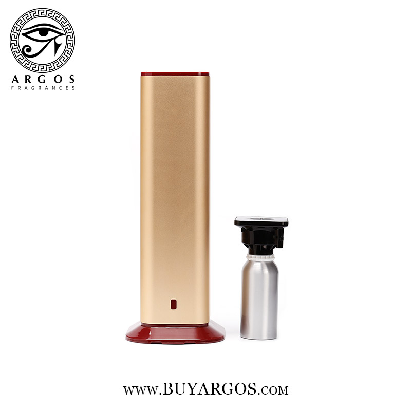 ARGOS COLD AIR FRAGRANCE DIFFUSER (GOLD) SEPERATE