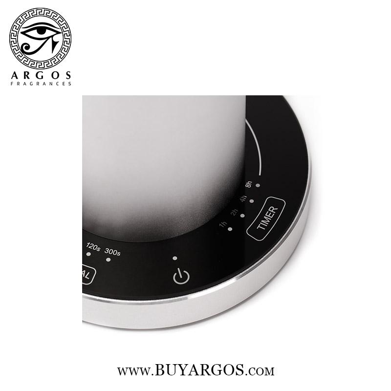 Argos COLD AIR FRAGRANCE DIFFUSER (Silver) Left Bottom