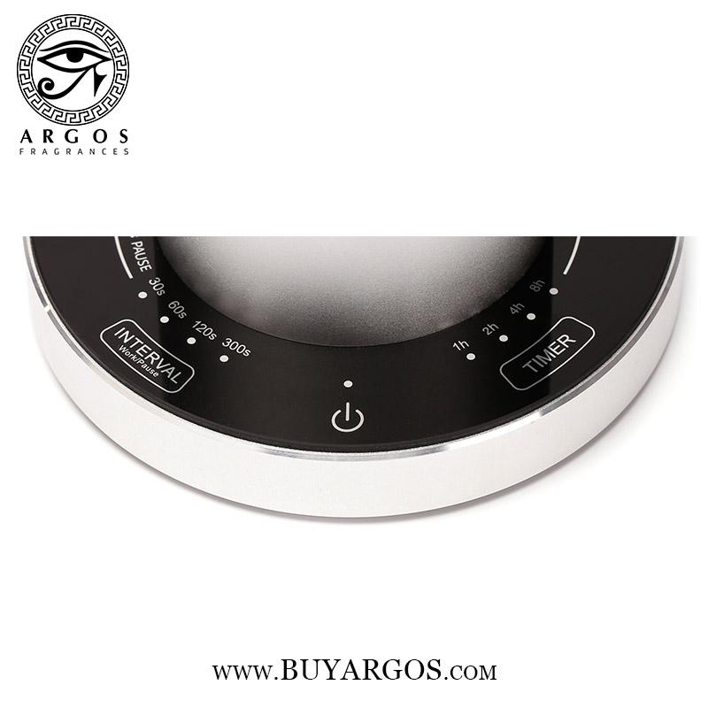 Argos COLD AIR FRAGRANCE DIFFUSER (Silver) Base