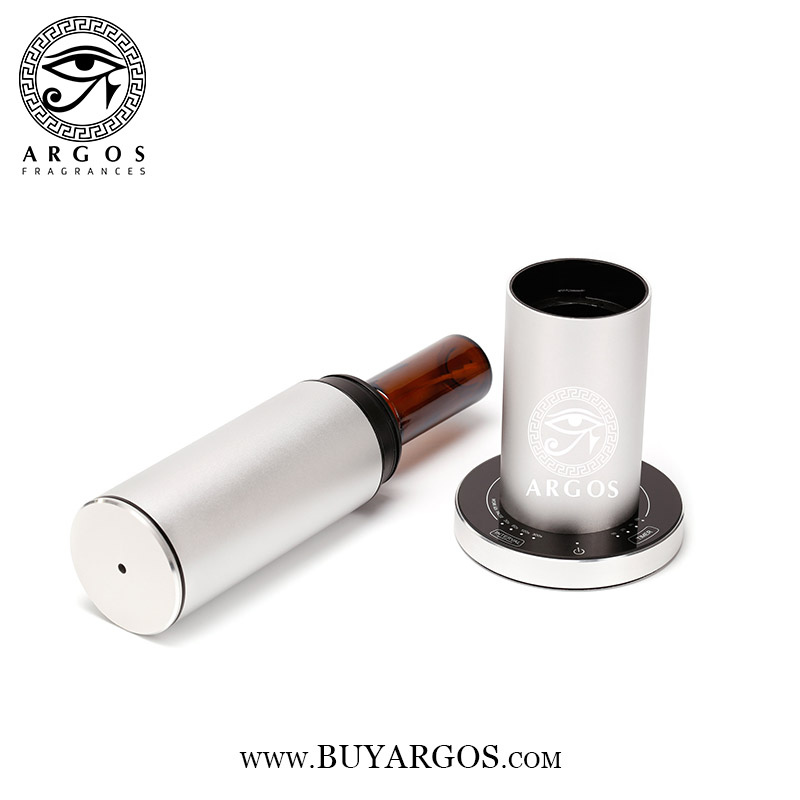Argos COLD AIR FRAGRANCE DIFFUSER™(Silver)