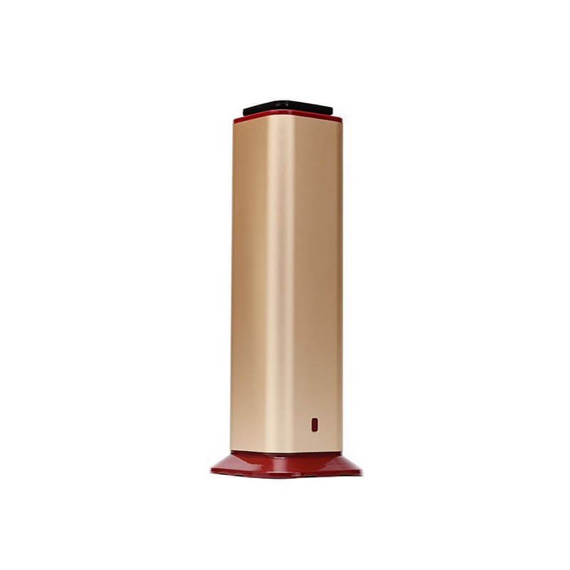 Argos Cold Air Fragrance Diffuser Gold Left Face