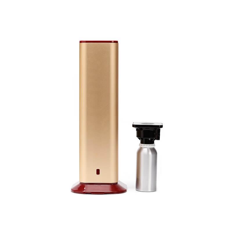 Argos Cold Air Fragrance Diffuser Gold Open