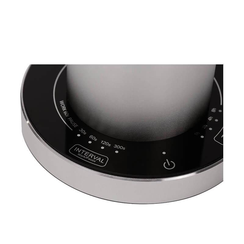 Argos Cold Air Fragrance diffuser Silver Bottom Left