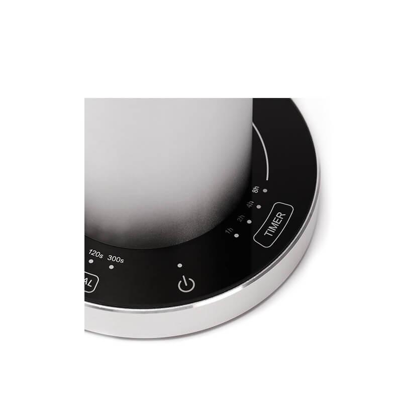 Argos Cold Air Fragrance diffuser Silver Bottom Right